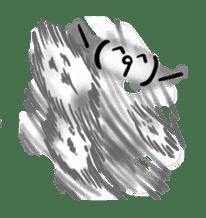 Friends Haunted sticker #3749134
