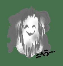Friends Haunted sticker #3749159