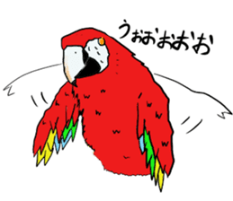 Mr.Parrot. sticker #3759902