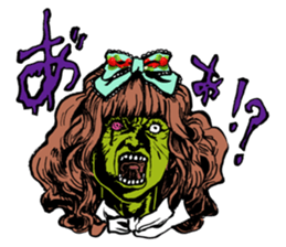 STICKER FOR LOVERS OF Visual-Kei BAND sticker #3764328