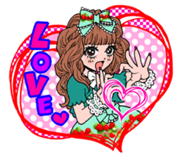 STICKER FOR LOVERS OF Visual-Kei BAND sticker #3764351