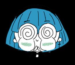 Frida Mortem sticker #3766646