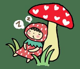 Ichigo Chan and friend.(Eng) sticker #3770164