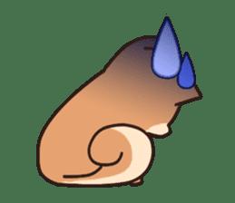 Chibi Shiba Kun sticker #3770359