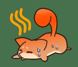 Chibi Shiba Kun sticker #3770368