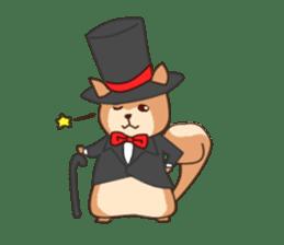 Chibi Shiba Kun sticker #3770381