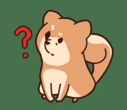 Chibi Shiba Kun sticker #3770383