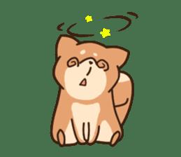 Chibi Shiba Kun sticker #3770386
