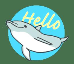 Popular person of the sea sticker #3777455