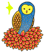 OWL Museum 2 sticker #3780771