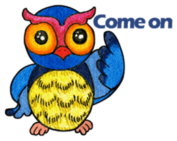 OWL Museum 2 sticker #3780776
