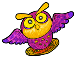 OWL Museum 2 sticker #3780778