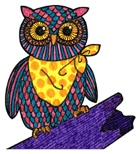 OWL Museum 2 sticker #3780783