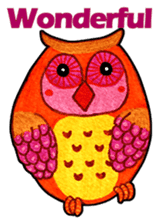 OWL Museum 2 sticker #3780804
