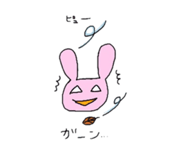 A hamster and pleasant friends. sticker #3785490
