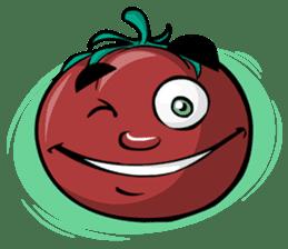 Crazy Tomato sticker #3788776