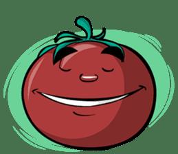 Crazy Tomato sticker #3788785
