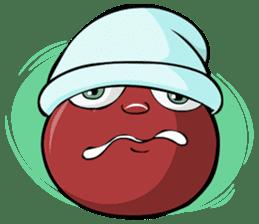 Crazy Tomato sticker #3788796