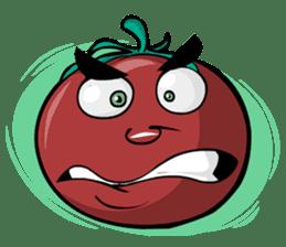 Crazy Tomato sticker #3788813