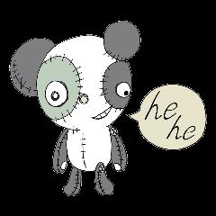 Crazy&Funny PANDA