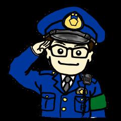 Policeman Takahashi's police box diary
