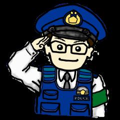 Policeman Takahashi's police box diary 2
