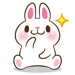 Molly the rabbit