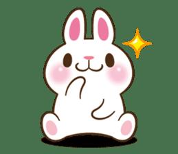 Molly the rabbit sticker #3811287
