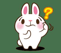 Molly the rabbit sticker #3811295