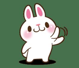 Molly the rabbit sticker #3811301