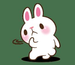 Molly the rabbit sticker #3811304