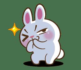 Molly the rabbit sticker #3811305