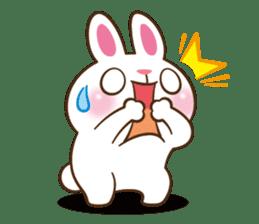 Molly the rabbit sticker #3811310