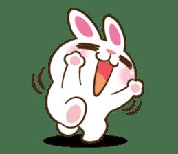 Molly the rabbit sticker #3811311