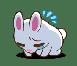 Molly the rabbit sticker #3811312