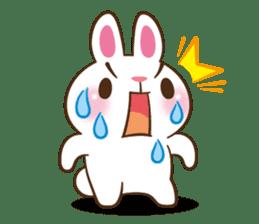 Molly the rabbit sticker #3811318