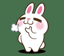Molly the rabbit sticker #3811320