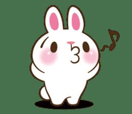 Molly the rabbit sticker #3811324