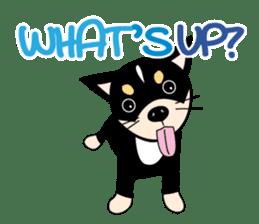 Music Cute Dog sticker #3826694