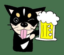 Music Cute Dog sticker #3826701