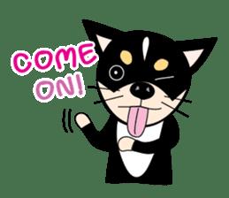 Music Cute Dog sticker #3826707