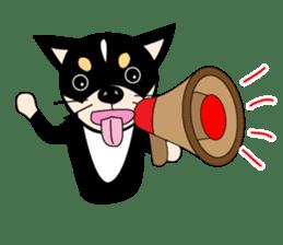 Music Cute Dog sticker #3826714