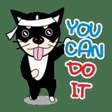 Music Cute Dog sticker #3826726