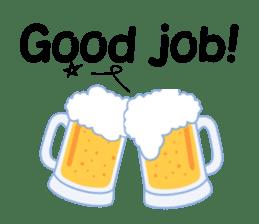 drunkard sticker #3832135