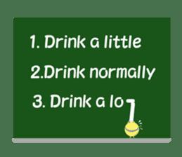drunkard sticker #3832139