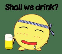 drunkard sticker #3832156