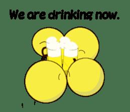 drunkard sticker #3832163