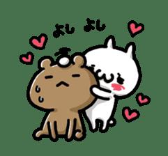 Love mode sticker #3839783