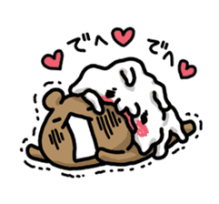 Love mode sticker #3839786