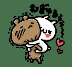Love mode sticker #3839790